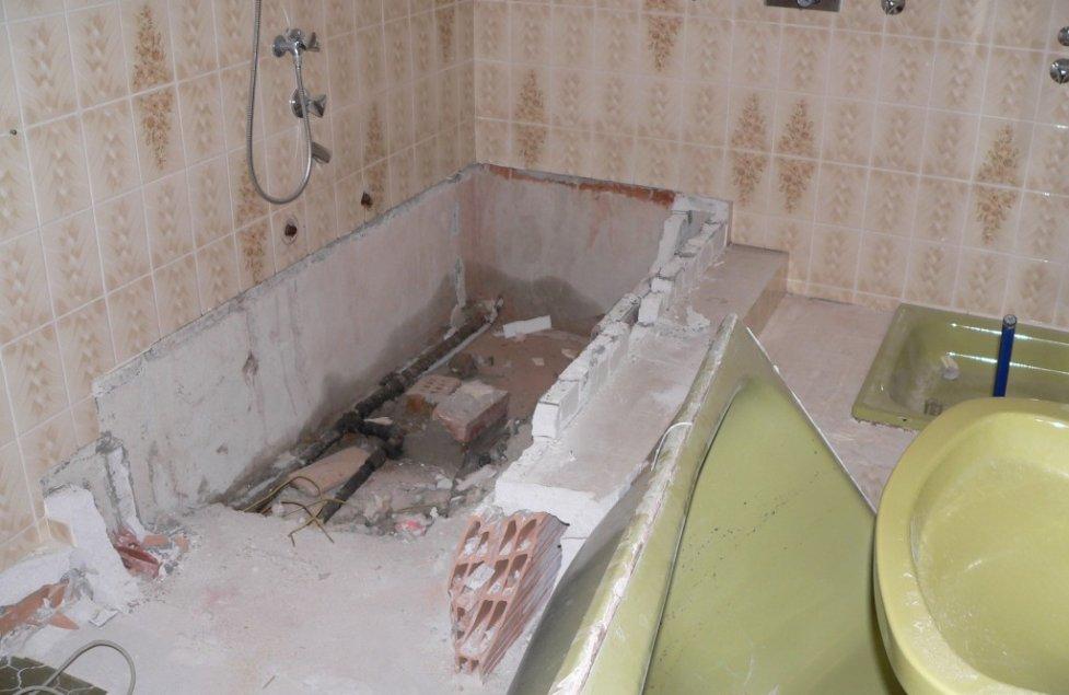 Das kleine Bad im EG. von Heimwerker69