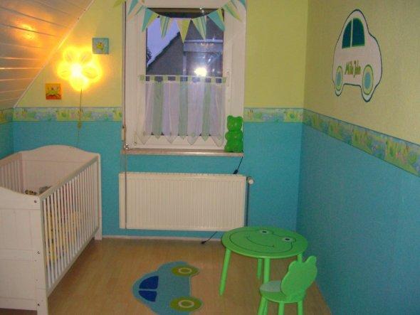 Kinderzimmer 'Klein, fein....Sein!'