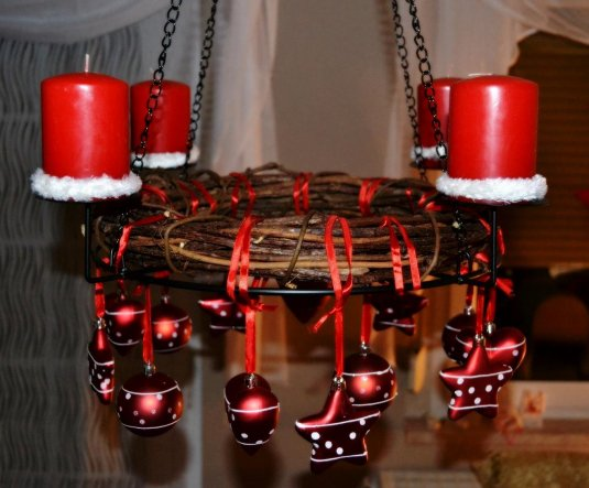 Weihnachtsdeko 'X-Mas 2012'