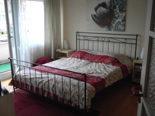 Schlafzimmer 'Traumstation'