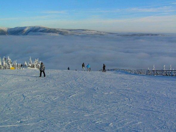 Skiurlaub 2010