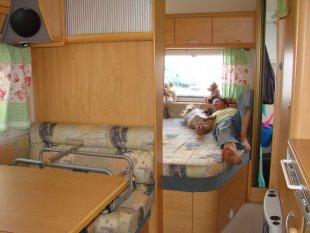 Wohnmobil 'Hotel auf Rädern'