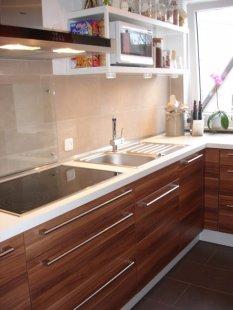 Unser neue Küche