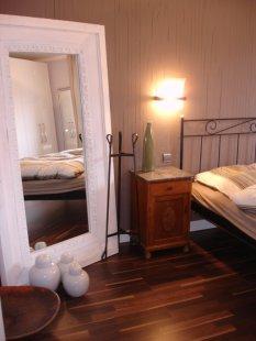 Unser Schlafzimmer!