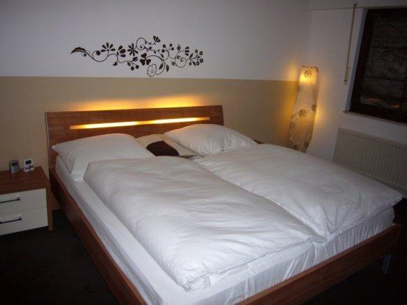 Schlafzimmer 'Schlafzimmer in neuen Farben'