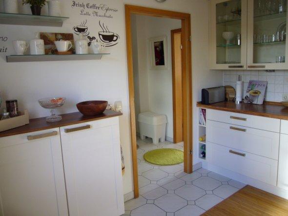 k che 39 meine lieblingsk che 39 unser lang gesuchtes reihenh uschen zimmerschau. Black Bedroom Furniture Sets. Home Design Ideas
