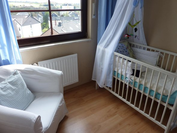 Kinderzimmer 'Babyzimmer von Nummer 2'