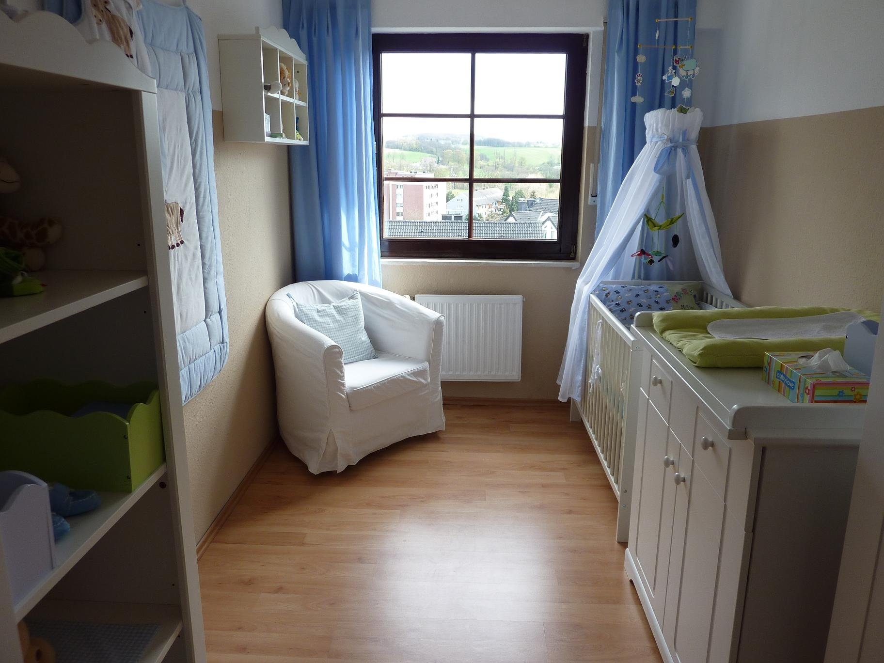 Kinderzimmer \'Babyzimmer von Nummer 2\' - Unser lang gesuchtes ...