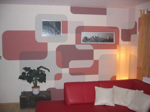 Wohnzimmer 39 wohnzimmer 39 zweiraumwohnung zimmerschau for 70er wohnzimmer
