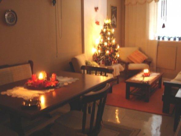 Weihnachtsbeleuchtung Wohnzimmer.Weihnachtsdeko Mein Domizil Von Ngrille 539 Zimmerschau