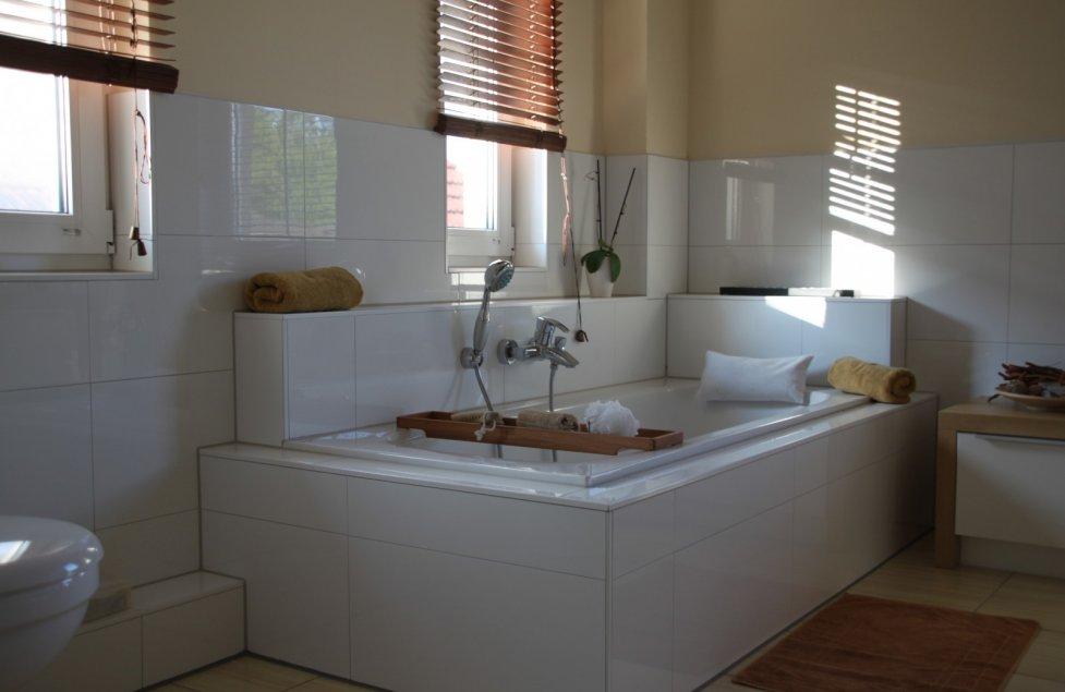 Badezimmer von Traumhaus