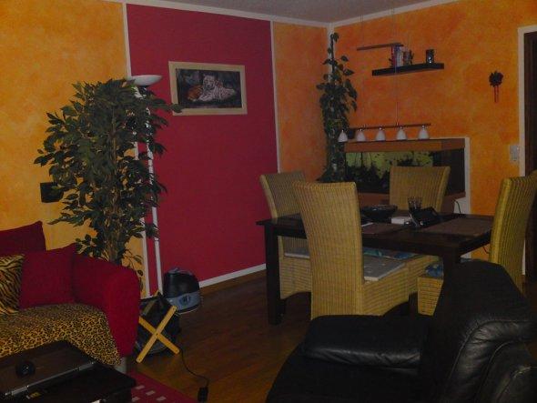 Wohnzimmer 'Afrikanisches Wohnzimmer'