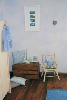 Kinderzimmer 'Blue Room'