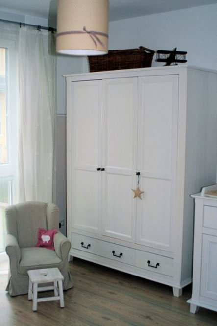 Kinderzimmer 'Beige Room'