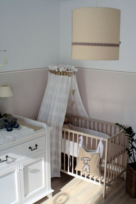 Kinderzimmer 'Beige Room'