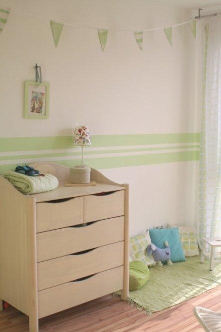 Kinderzimmer 'Green Room'
