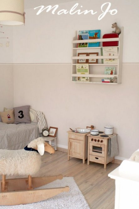 Kinderzimmer 'Beige Room Update'