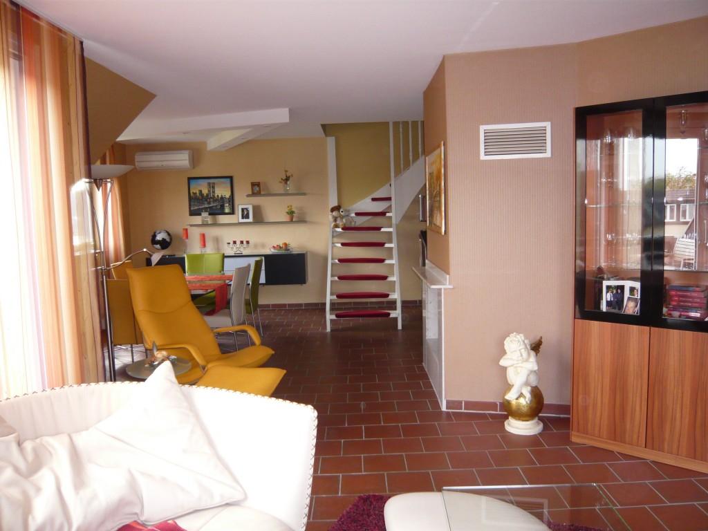 Wohnzimmer 39 unser wohn ess fernseh lese relaxzimmer 39 unsere neue wohnung zimmerschau - Fernseh zimmer ...