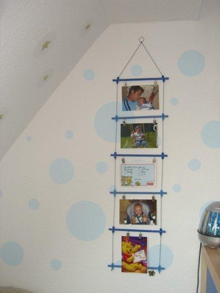 kinderzimmer 39 finn s traum in blau wei 39 kindertraum zimmerschau. Black Bedroom Furniture Sets. Home Design Ideas