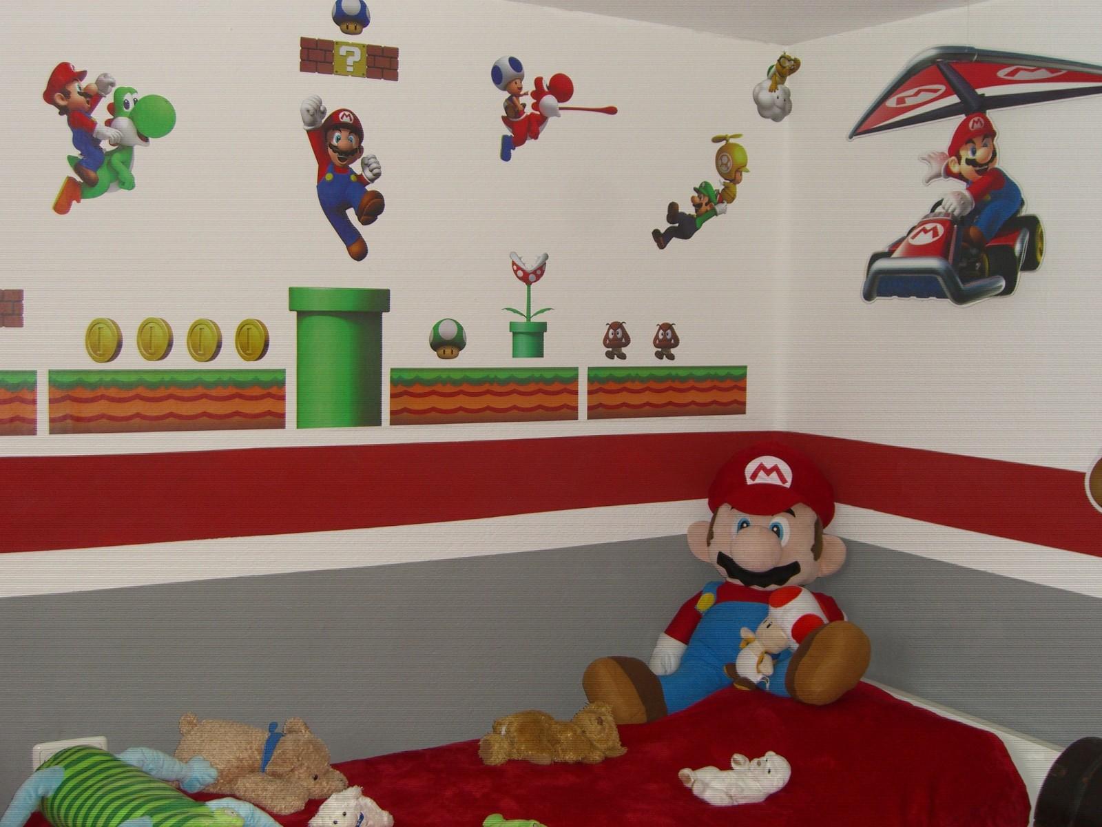 Großartig Super Mario Kinderzimmer Zeitgenössisch - Die ...
