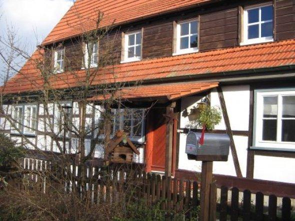 Hausfassade / Außenansichten 'Die Ranch von außen'