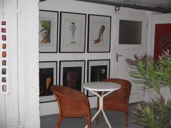 Arbeitszimmer / Büro 'Die Galerie'