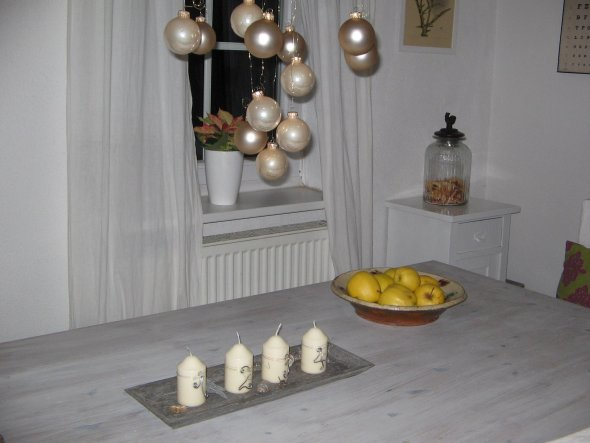 weihnachtsdeko 39 weihnachten aufm land 39 die ranch. Black Bedroom Furniture Sets. Home Design Ideas