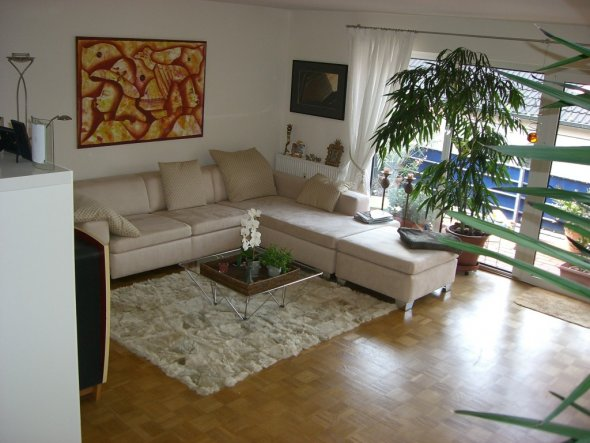 Wohnzimmer 'Mein Wohnzimmer'   Mein Wohnbereich   Zimmerschau