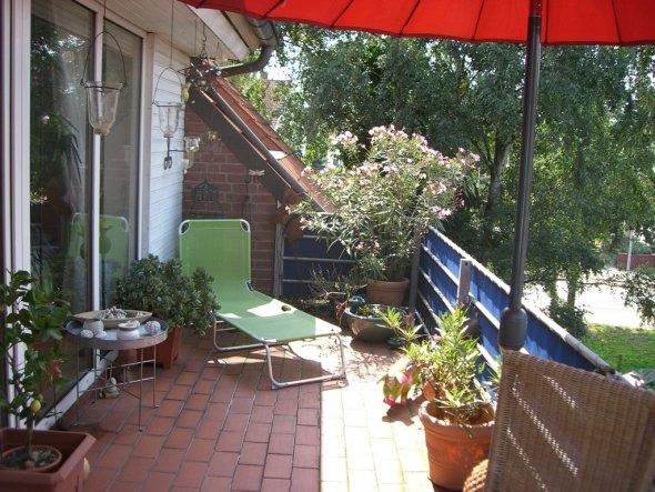 Terrasse / Balkon 'Mein Sonnenplatz'