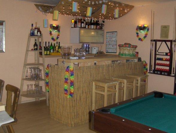 Hobbyraum home von sibylle 5529 zimmerschau - Partyraum einrichten ...