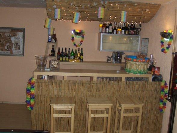 Hobbyraum 'Partykeller'