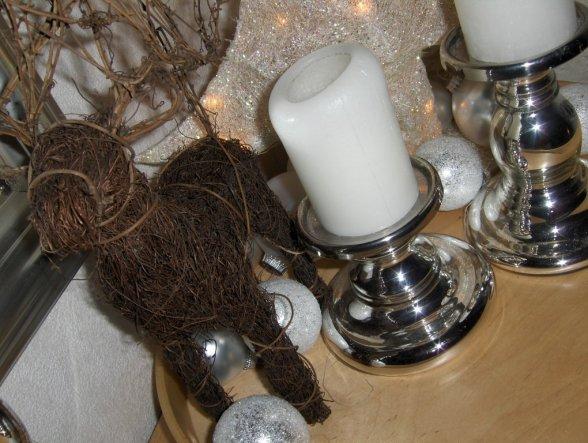 Weihnachtsdeko 'Christmas time 2008'