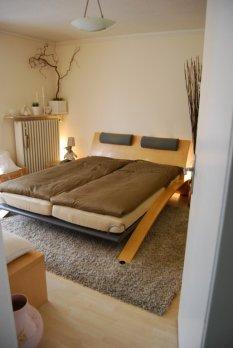 Stilmix 'Schlafzimmer neu'