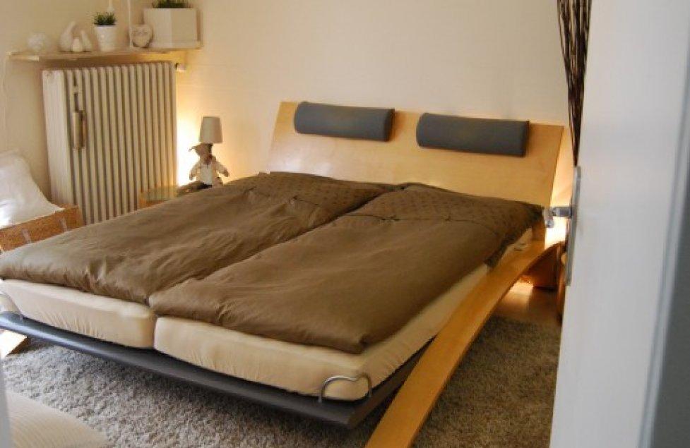 Schlafzimmer neu von Sibylle