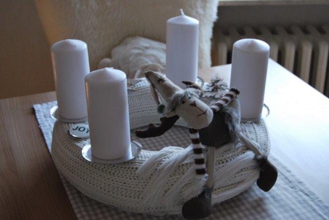 Weihnachtsdeko '***Weihnachtszeit 2011***'