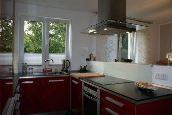 Offene Küche & Essplatz