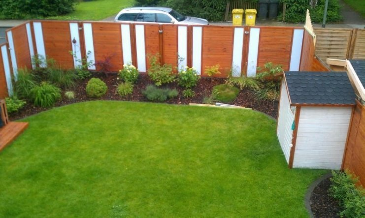 Garten 'Unser Garten .....'