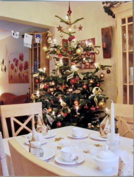 Tipp von balda7strich3 dekoration und malerei zimmerschau - Weihnachtsdeko wohnung ...