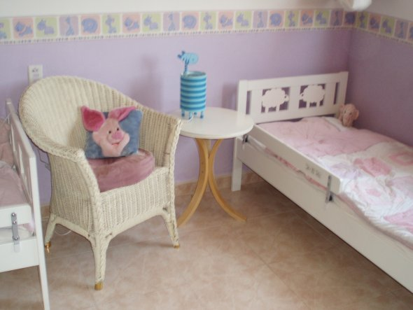 Kinderzimmer 'Altes Zwillingszimmer'