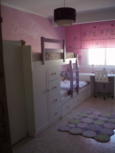 kinderzimmer 39 neues zwillingszimmer 39 wohnung palma zimmerschau. Black Bedroom Furniture Sets. Home Design Ideas