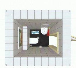 Planung Gäste - WC