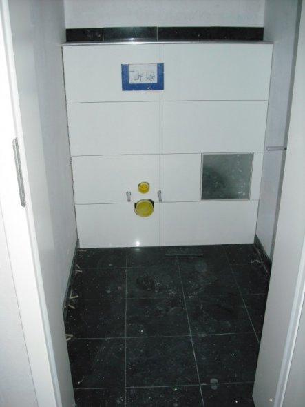 Bad 'Planung Gäste - WC'