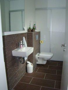 Exotisch 'Gäste-WC'