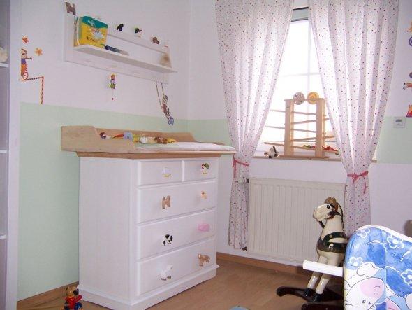 Kinderzimmer 39 babyzimmer 39 unser reihenh uschen zimmerschau - Babyzimmer forum ...