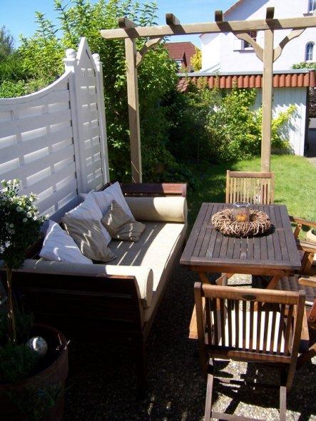 Terrasse / Balkon 'Terrasse und Garten'