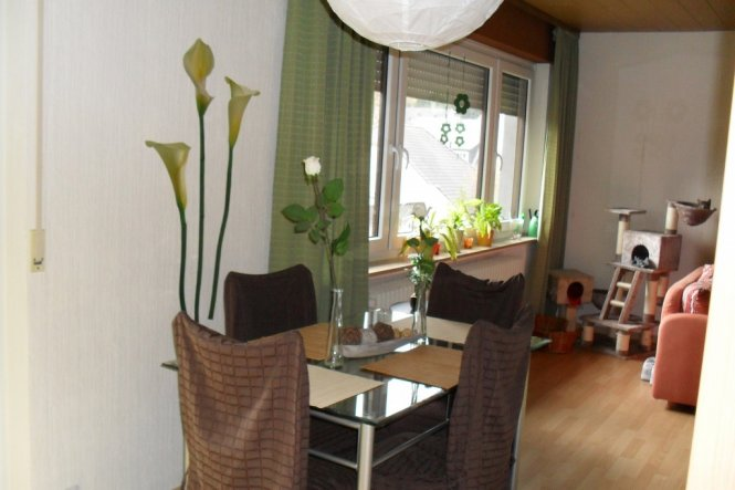 wohnzimmer bar coburg:grünes wohnzimmer mit freundlichem flair : Wohnzimmer Wohnzimmer mit