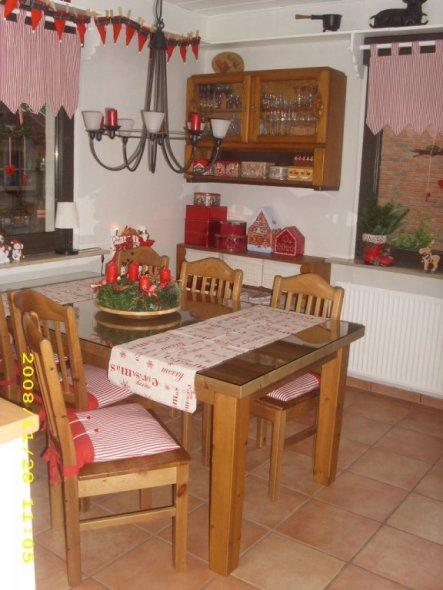 Küche 'Weihnachtsküche'