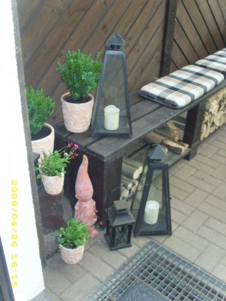 Terrasse / Balkon 'Frühling_2009'
