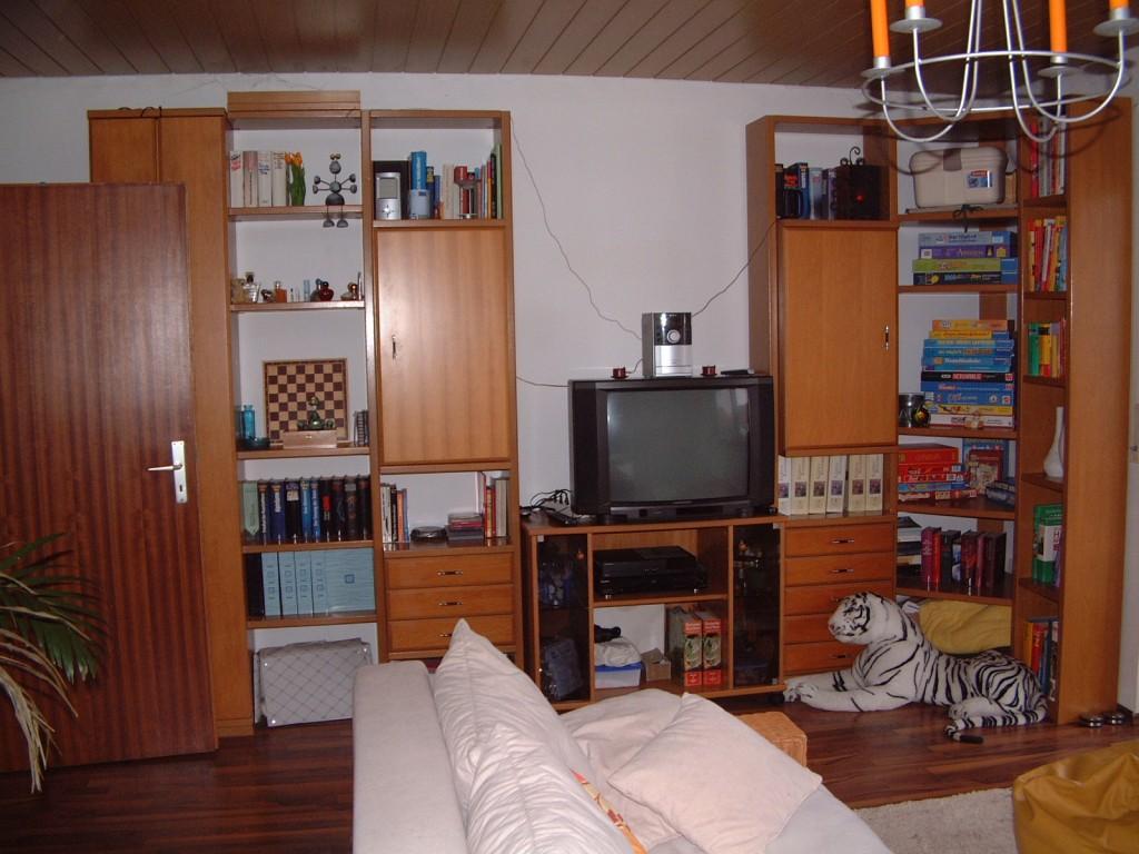 Wohnzimmer \'Mein Wohn-Schlaf-Arbeitsbereich\' - unser Zuhause ...