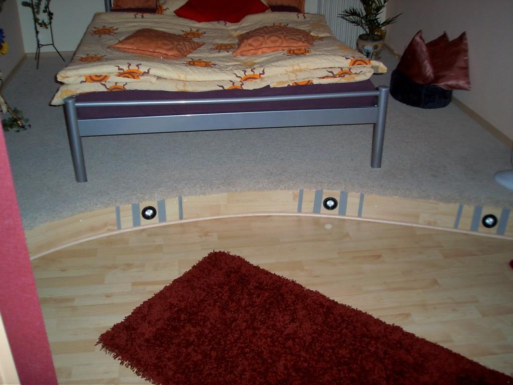 stunning schlafzimmer podest gallery - home design ideas, Schlafzimmer entwurf